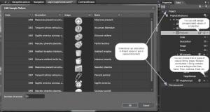 SketchFlow Sample Data